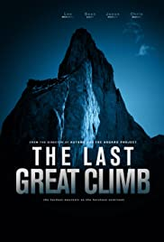 The Last Great Climb Poster