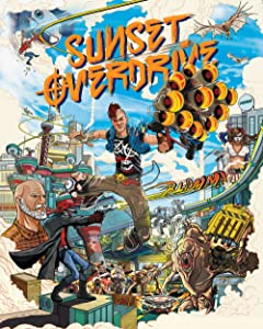 Sunset Overdrive in hindi 720p