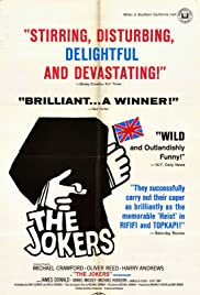 The Jokers (1967) Poster - Movie Forum, Cast, Reviews