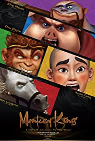 Monkey King: A Hero's Journey to the West (2021)