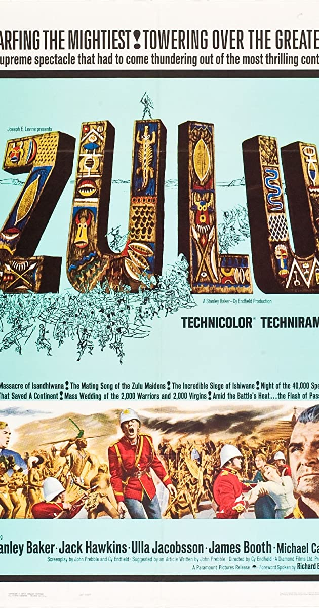 Zulu (1964) Subtitles