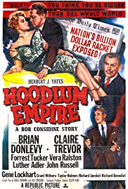 Hoodlum Empire Poster