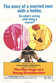 The Marriage of a Young Stockbroker (1972) Poster - Movie Forum, Cast, Reviews