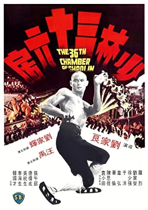 The 36th Chamber of Shaolin (1978) Dual Audio {Hindi-English} ESubs BluRay 480p [300MB] || 720p [1.1GB] ||