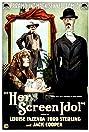Her Screen Idol (1918) Poster