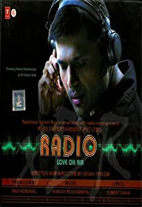 Downloadable dvd movies Radio: Love on Air USA [hdrip]