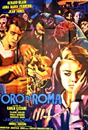 L'oro di Roma Poster