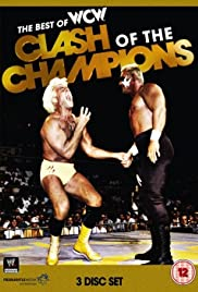 WWE: The Best of WCW Clash of the Champions Poster