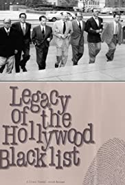 Legacy of the Hollywood Blacklist Poster