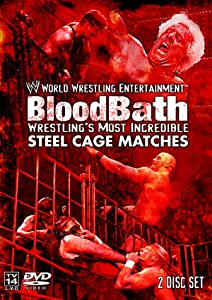 3gp movie hd download WWE Bloodbath: Wrestling's Most Incredible Steel Cage Matches [720pixels]