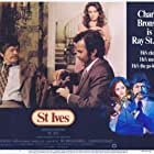 Jacqueline Bisset, Charles Bronson, and Maximilian Schell in St. Ives (1976)