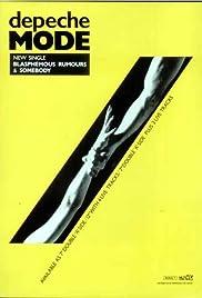 Depeche Mode: Somebody Poster