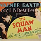Warner Baxter, Eleanor Boardman, and Lupe Velez in The Squaw Man (1931)