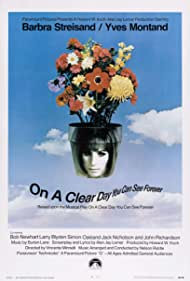 Barbra Streisand in On a Clear Day You Can See Forever (1970)