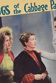 John Archer, Fay Bainter, and Barbara Britton in Mrs. Wiggs of the Cabbage Patch (1942)