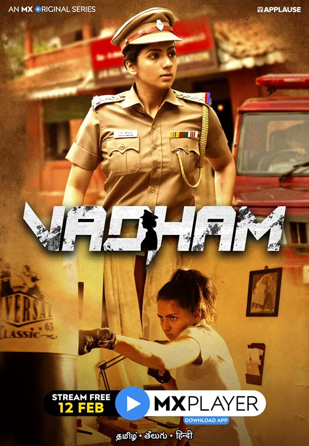 Vadham 2021 S01 Hindi Complete MX Original Web Series 700MB HDRip 480p Download