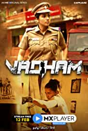 vadham (2021) Season 1 HDRip Hindi Web Series Watch Online Free