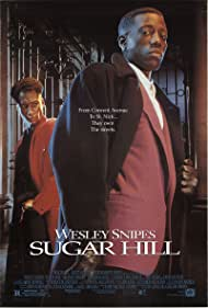 Wesley Snipes and Michael Wright in Sugar Hill (1993)