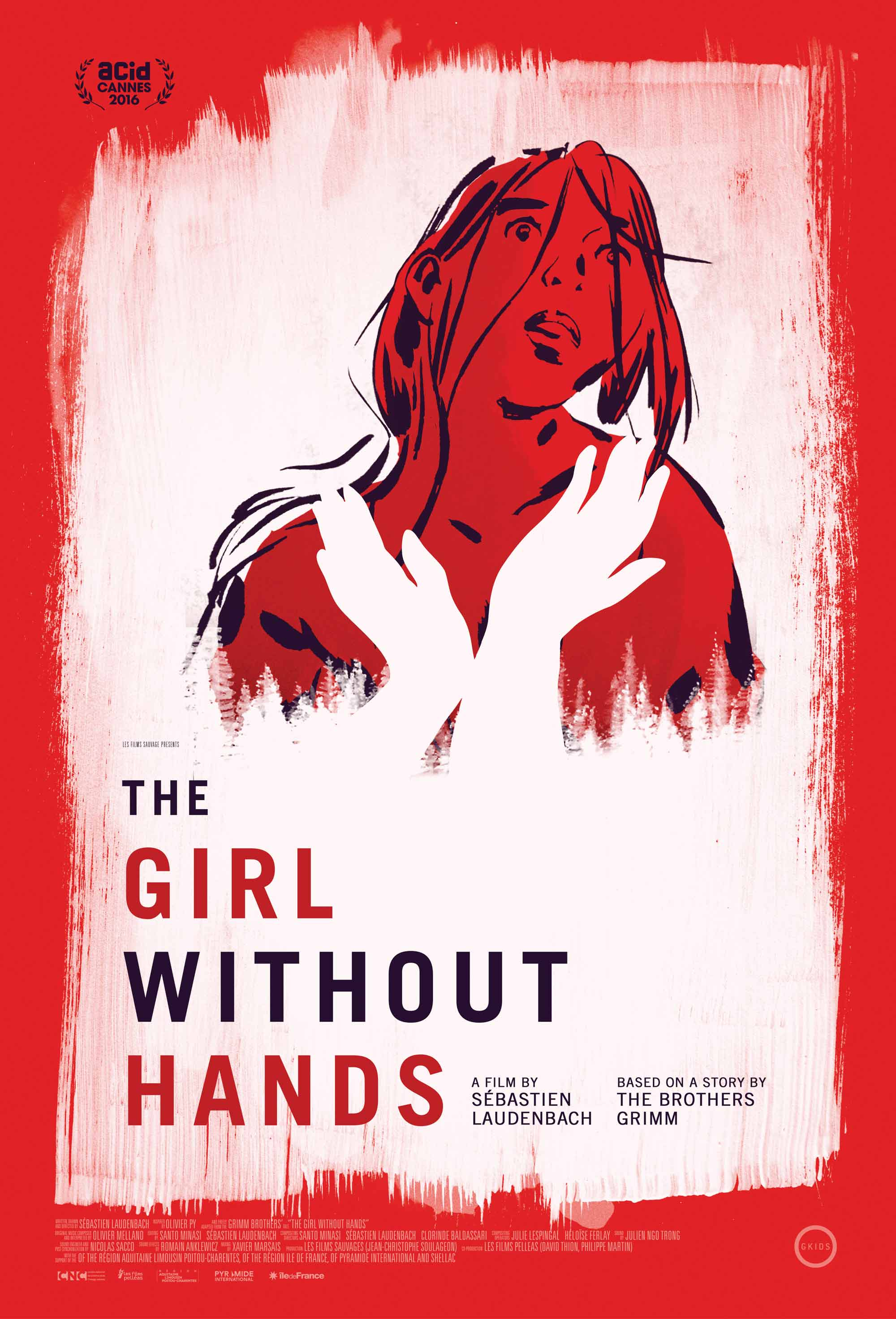 The Girl Without Hands (2016) BluRay 720p