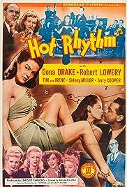 Hot Rhythm Poster
