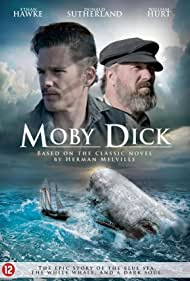 Ethan Hawke and William Hurt in Moby Dick (2011)