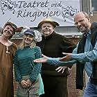 Helle Dolleris, Uffe Rørbæk Madsen, Niels Martin Eriksen, and Dan Nielsen in Teatret ved Ringvejen (2006)