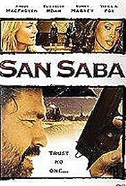 San Saba Poster
