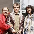 Aleksandr Yakin, Natalya Zemtsova, and Anastasiya Balyakina in Vosmidesyatye (2012)