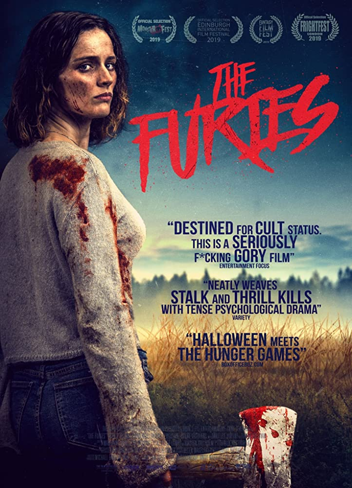 The Furies 2019 English 720p HDRip 800MB