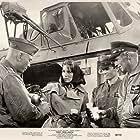 Yul Brynner, Richard Widmark, George Chakiris, and Suzy Parker in Flight from Ashiya (1964)