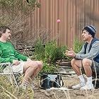 Ray Romano and Mark Duplass in Paddleton (2019)