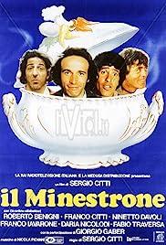 Il minestrone(1981) Poster - Movie Forum, Cast, Reviews