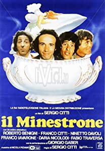 Full hd movies torrent download Il minestrone [640x640]
