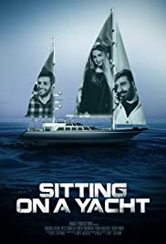 Sitting on a Yacht Poster