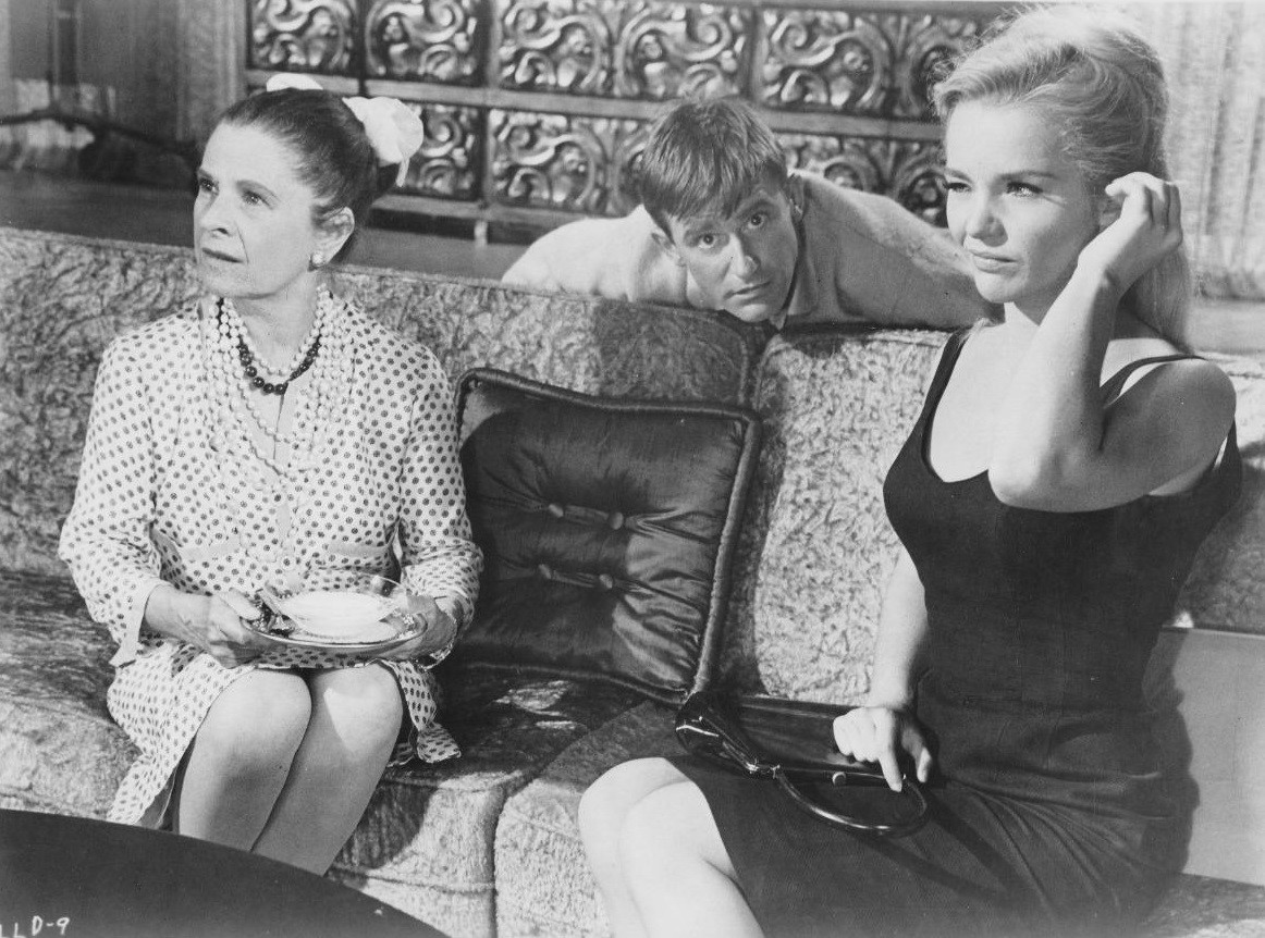 Roddy McDowall, Tuesday Weld, and Ruth Gordon in Lord Love a Duck (1966)