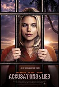 AnnaLynne McCord in Wrongfully Accused (2019)