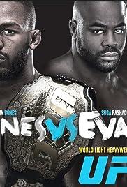 UFC 145: Jones vs. Evans Poster