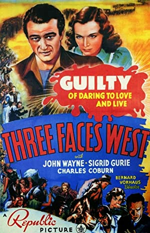 Where to stream Three Faces West