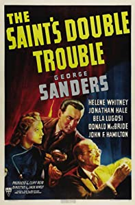 TV movies downloads The Saint's Double Trouble John Paddy Carstairs [360x640]