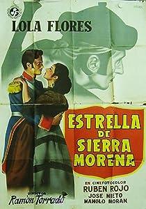 La estrella de Sierra Morena Spain