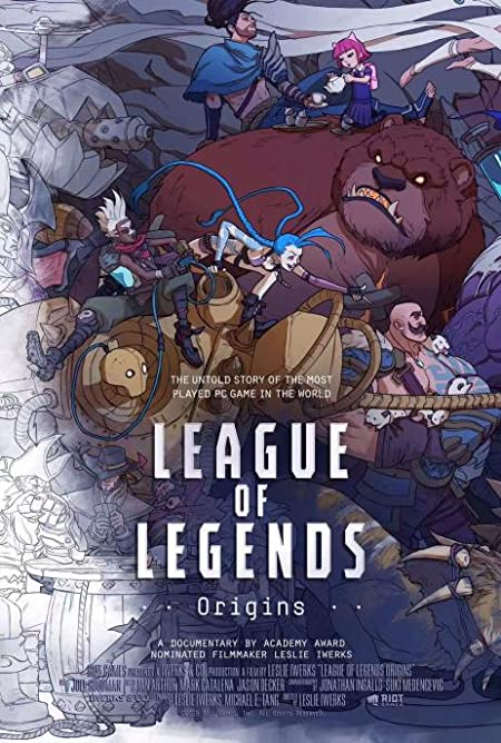 League of Legends: Origins (2019)  English 1080p | 720P |  WEB-DL|  1.2GB | 700MB | Download | Watch Online | Direct Links | GDrive