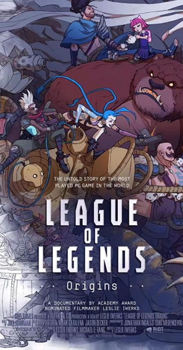 Subtitle of League of Legends: Origins