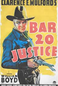 William Boyd in Bar 20 Justice (1938)
