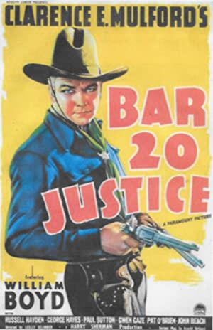 Where to stream Bar 20 Justice