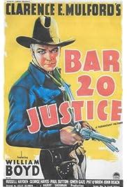 Hopalong Cassidy Bar 20 Justice