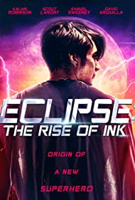 David Arquilla, Samuel Sweeney, Kalani Robinson, and Scout Landry in Eclipse: The Rise of Ink (2018)
