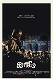 Blume in Love (1973) Poster - Movie Forum, Cast, Reviews