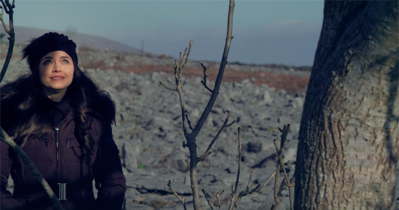 Vera Graziadei in The Silence of I Am (2019)