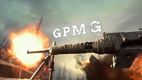 Call Of Duty: WWII: Winter Siege Trailer