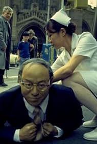 Momoyo Torimitsu and Jiro Miyata in Bailterspace: Dome (1996)